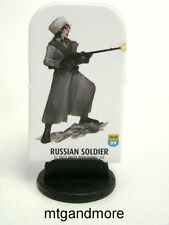Pathfinder Battles Pawns / Tokens - #059c  Russian Soldier - Reign of Winter