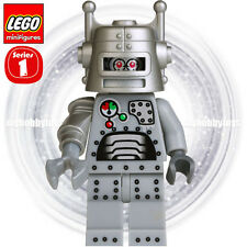 LEGO 8683 Minifigures Series 1 - No.7 Robot Minifigure