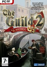 THE GUILD 2 VENICE (VENEZIA) GIOCO DI RUOLO  PC DVD WIN