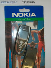 COVER NOKIA ORIGINALE 7210 IN BLISTER NERO