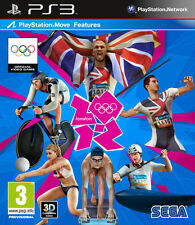 London 2012: the Official Videojuego of the Olympic ~ PS3 (en una condición de)