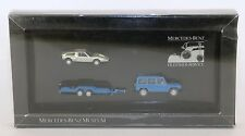 Wiking HO MERCEDES BENZ Collection OLDTIMER SERVICE molto quasi nuovo Boxed