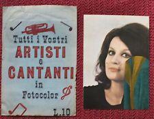 """Artisti e Cantanti in Fotocolor   """" MINA """"    anni 60/70"""
