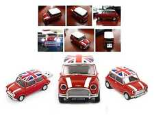 32GB MINI COOPER USB 2.0 Flash Drive / Memory Stick With LED Lights! UK STOCK