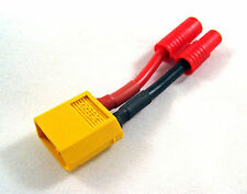 HXT-3.5mm to XT-60 (M) Charging Cable Lipo Battery Adapter Lipoly Lithium E7