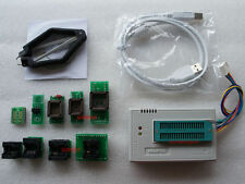 USB Programmer TL866A support13000+ AVR/PIC ICSP SPI in-circuit include 9adapter