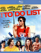 The To Do List Blu-ray