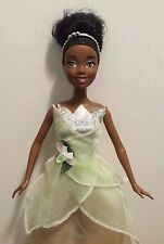 Disney Barbie Doll Princess And The Frog Tiana  Mattel 1999