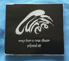 THE CURE -  'MIXED UP' 4 TRACK PROMO CD - CUREPROCD1 - 1990
