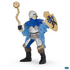 Knight with Morning star blue 9 cm knight and Castles Papo 39255