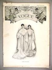 Vogue Magazine - February 4, 1904
