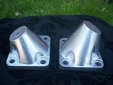 ford escort mk1 mk2 RS2000 alloy engine mounts crossflow or pinto BRAND NEW
