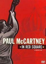 Paul McCartney : In Red Square (DVD)