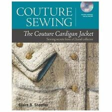 Couture Sewing : The Couture Cardigan Jacket - Secrets from a Chanel...