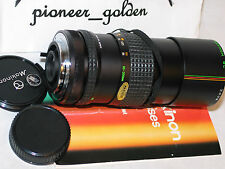 MAKINON MC AUTO macro ZOOM 80-200mm f/4.5 LENS for Pentax 35mm slr cameras