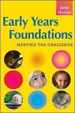 Early Years Foundations: Meeting the Challenge by Janet R. Moyles (Paperback,...