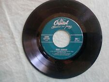 BENNY GOODMAN COLUMBIA EAP 1-479 45 I'll Always Love with You, St Louis Blues NM