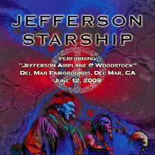 Jefferson Starship Performing Jefferson Airplane @ Woodstock 2009 CD NEW SEALED