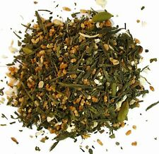 Masala chai Genmaicha  Green Tea  With Brown Rice  Tea Loose Leaf Tea  1  LB