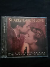 Shakespeare In love from the motion picture 1998 Cd