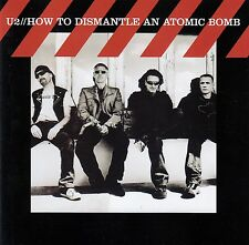 U2 : HOW TO DISMANTLE AN ATOMIC BOMB / CD + DVD (LIMITED EDITION) - TOP-ZUSTAND