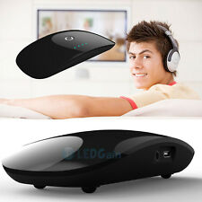 Wireless Bluetooth Audio Transmitter and Stereo Music Streaming Receiver Adapter