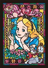 Disney 266 pcs Jigsaw Puzzle Alice in Wonderland Stained Glass Art