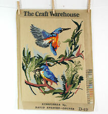VINTAGE Craft Warehouse Lana Arazzo coraciformi & CANNE David Spencer couper