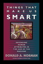 Donald A Norman - Things That Make Us Smart (1994) - Used - Trade Paper (Pa