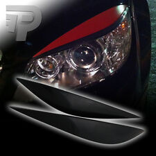 Mercedes BENZ W204 SEDAN HEADLIGHT EYEBROWS EYELIDS 08-11 ▼