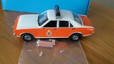 Diecast 1:43 Vanguard Lancashire Police Ford Consul 3000GT Perfect Boxed VA05500