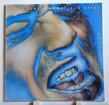 "LP 12"" Joe Cocker Sheffield Steel Island REC. EX"