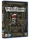 PIRATES OF THE CARIBBEAN 1 2 3 4 MOVIE COLLECTION DVD R4 BOXSET NEW & SEALED