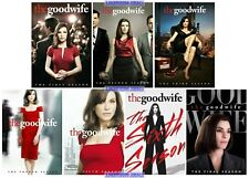 The Good Wife The Complete Series Season 1 2 3 4 5 6 & 7 New Sealed DVD Set 1-7
