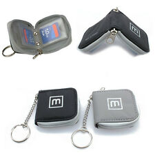 Mini Pouch Card Storage Carrying Case Wallet Holder for 6 Memory Card XD SD Hot