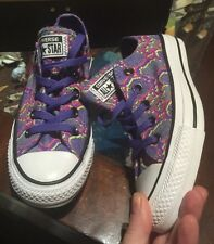 Converse All Star Sneakers Size 35 Mens 3 Wo's 5 22 Cm Insole