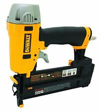 NEW DEWALT DWFP12231 Pneumatic 18-Gauge 2-Inch Brad Nailer Kit Project Baseboard