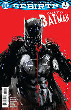 ALL STAR BATMAN #1, JOCK VARIANT, New, First print, DC REBIRTH (2016)