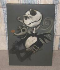 Jack Skellington Disney Canvas Screen Art Print The Nightmare Before Christmas