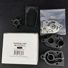 Quicksilver Mercury Mariner Outboard 30-70HP Water Pump Impeller Kit 46-77177A 3