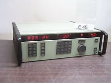 RADIO ELECTRONICS RE 530 RDS GENERADOR st E45