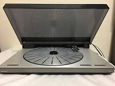 BANG & OLUFSEN BEOGRAM TX 2 TURNTABLE TYPE: 5913 MMC-4 CARTRIDGE UNTESTED