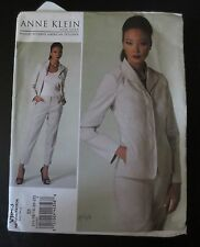 Vogue Pattern V1293 Anne Klein jacket and pants uncut Sz 14 to 22