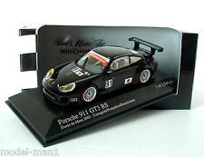 Minichamps 1:43 Porsche 911 996 GT3 RS Essais du Mans 2005 T2M #91 Yamagishi
