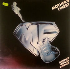 """Mothers Finest Another Mother Further - 12"""" LP - k444 -  - washed & cleaned -"""