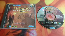 RISE OF THE DRAGON MEGA CD MEGADRIVE CD ENVÍO 24/48H