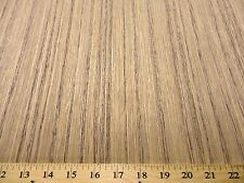 "African Teak composite wood veneer sheet 48"" x 96"" on paper backer (1/40th"") VH"