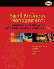 Small Business Management by Longenecker