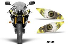 AMR Racing Head Light Eyes Yamaha R6 2006-2015 Street Bike Headlight Part SPCE Y