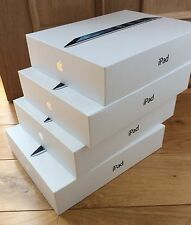1 x Genuine Apple iPad 4th Generation Empty Box - Model: A1458 Wi-Fi 16GB Black